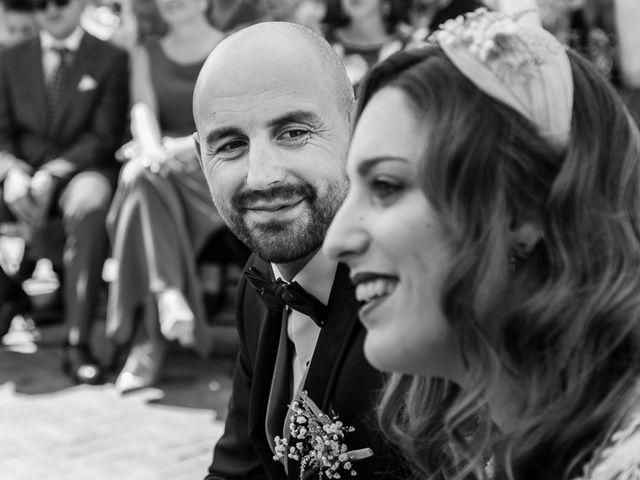 La boda de Ismael y Vanesa en La Lastrilla, Segovia 41