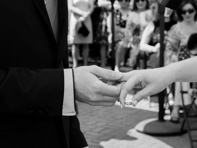 La boda de Ismael y Vanesa en La Lastrilla, Segovia 42