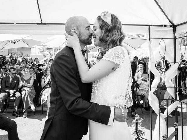 La boda de Ismael y Vanesa en La Lastrilla, Segovia 43
