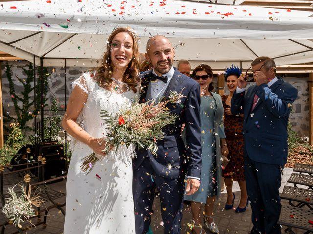 La boda de Ismael y Vanesa en La Lastrilla, Segovia 44