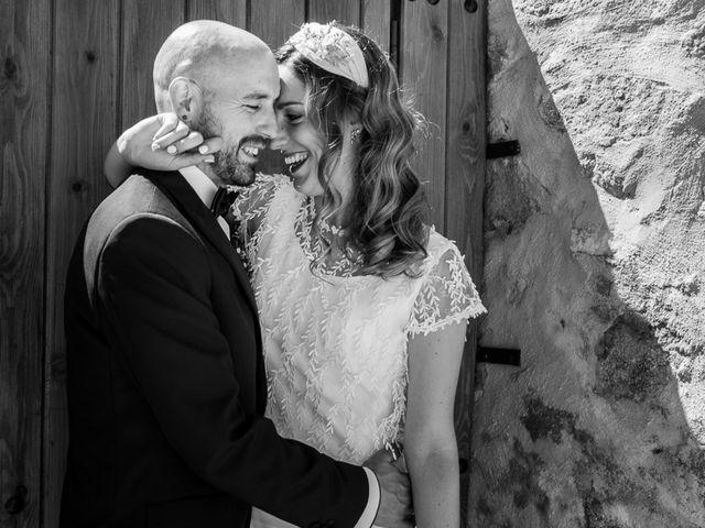 La boda de Ismael y Vanesa en La Lastrilla, Segovia 47