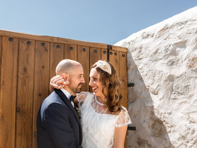 La boda de Ismael y Vanesa en La Lastrilla, Segovia 48