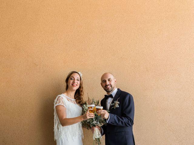 La boda de Ismael y Vanesa en La Lastrilla, Segovia 50