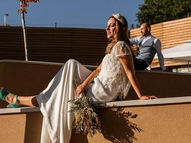 La boda de Ismael y Vanesa en La Lastrilla, Segovia 52