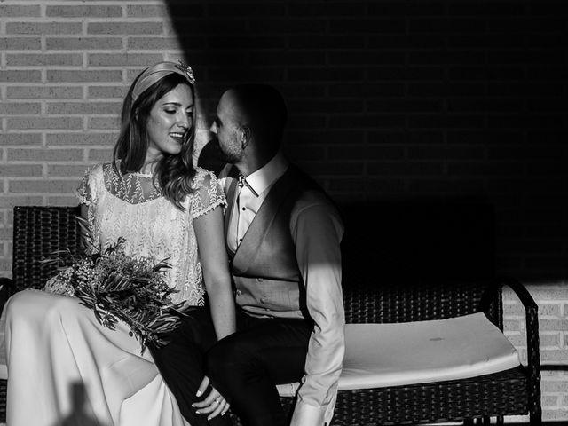 La boda de Ismael y Vanesa en La Lastrilla, Segovia 53