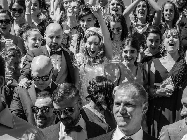 La boda de Ismael y Vanesa en La Lastrilla, Segovia 57