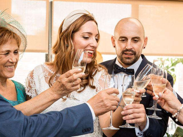La boda de Ismael y Vanesa en La Lastrilla, Segovia 58