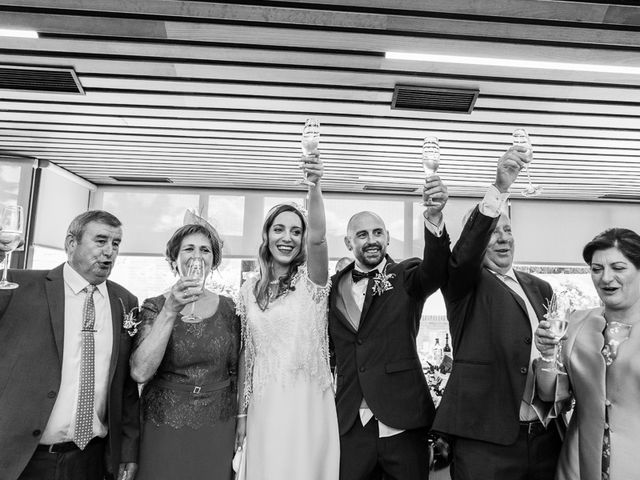 La boda de Ismael y Vanesa en La Lastrilla, Segovia 1