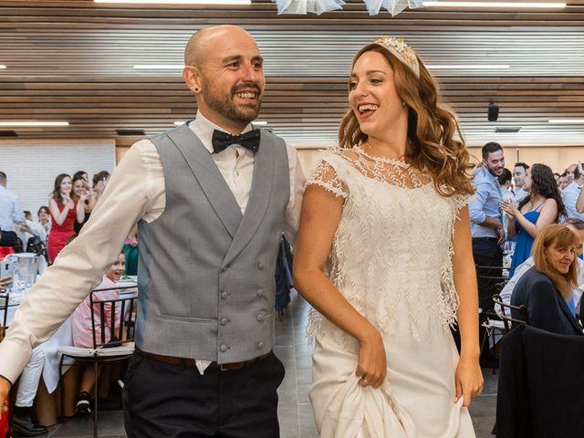 La boda de Ismael y Vanesa en La Lastrilla, Segovia 59