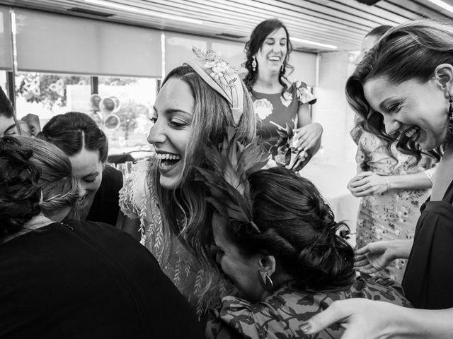 La boda de Ismael y Vanesa en La Lastrilla, Segovia 63