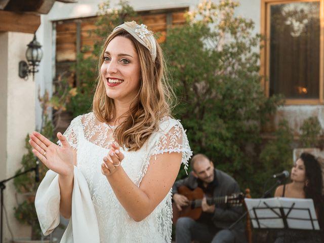 La boda de Ismael y Vanesa en La Lastrilla, Segovia 67