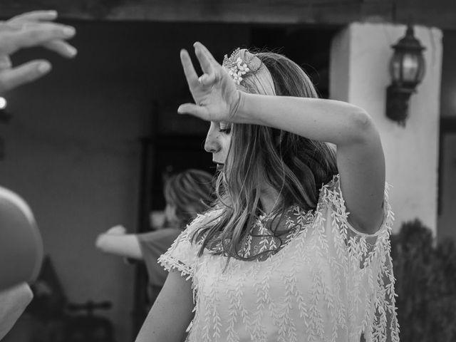 La boda de Ismael y Vanesa en La Lastrilla, Segovia 68