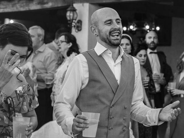 La boda de Ismael y Vanesa en La Lastrilla, Segovia 74