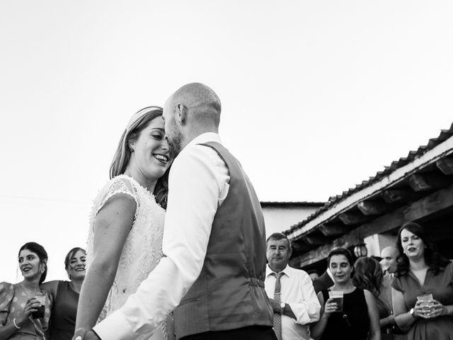 La boda de Ismael y Vanesa en La Lastrilla, Segovia 77