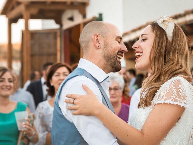 La boda de Ismael y Vanesa en La Lastrilla, Segovia 78