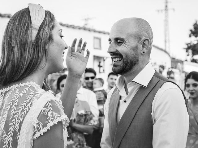 La boda de Ismael y Vanesa en La Lastrilla, Segovia 79