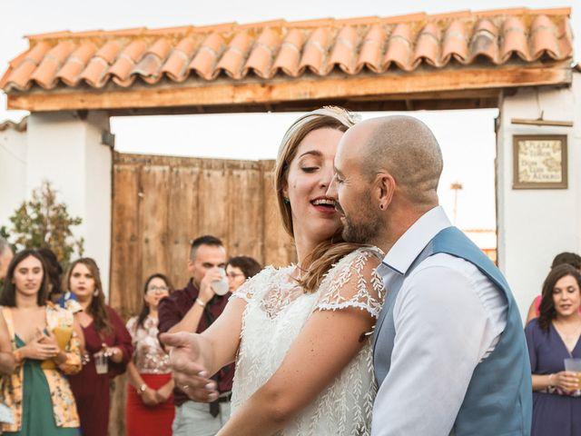 La boda de Ismael y Vanesa en La Lastrilla, Segovia 80