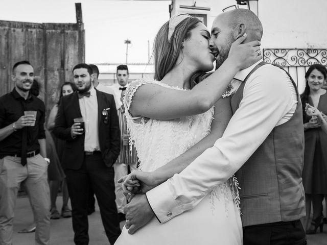 La boda de Ismael y Vanesa en La Lastrilla, Segovia 81