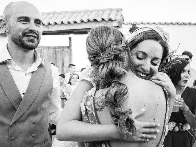 La boda de Ismael y Vanesa en La Lastrilla, Segovia 82