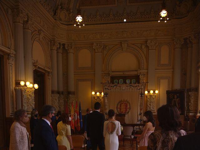 La boda de Marcos y Lorena en Valladolid, Valladolid 1