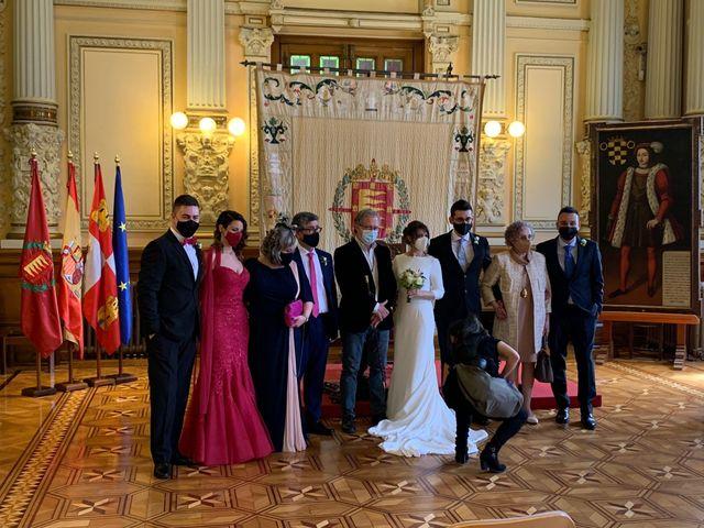 La boda de Marcos y Lorena en Valladolid, Valladolid 9