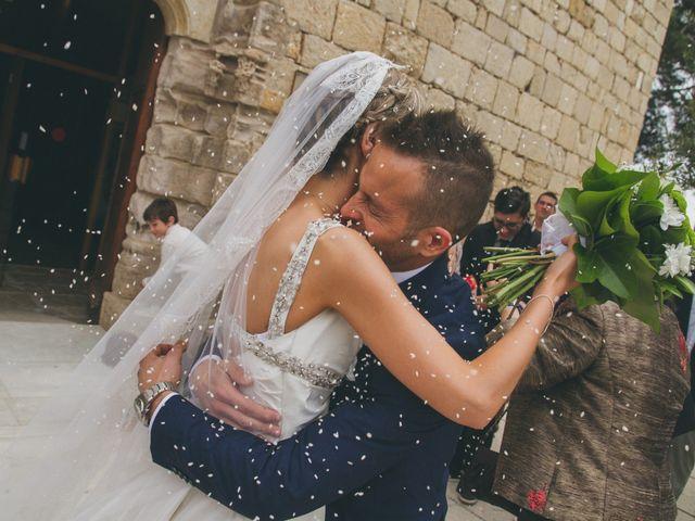 La boda de Oscar y Sonia en Empuries, Girona 1