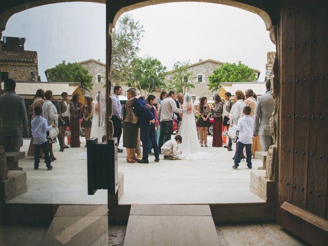 La boda de Oscar y Sonia en Empuries, Girona 29
