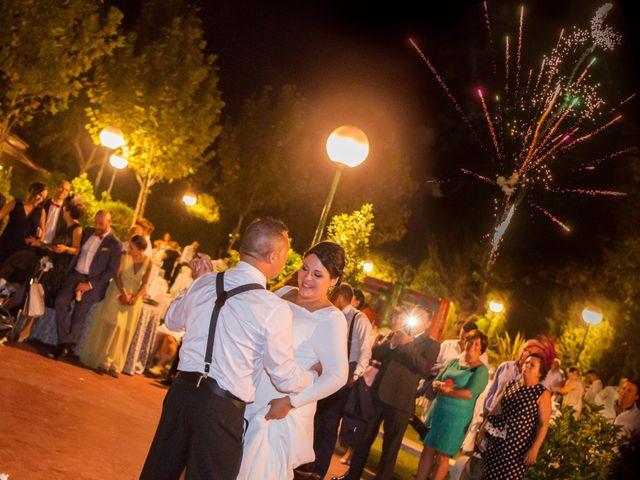 La boda de juanan y sagra en illescas toledo - Illescas garden ...