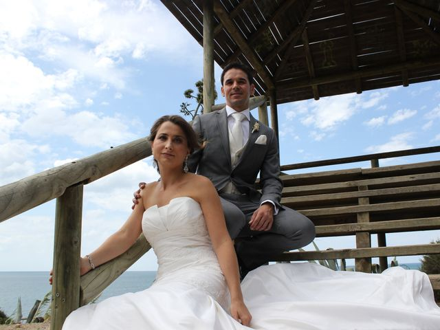 La boda de Jorge y Amparo