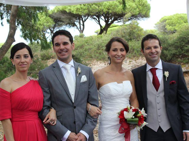 La boda de Amparo y Jorge en Chiclana De La Frontera, Cádiz 2