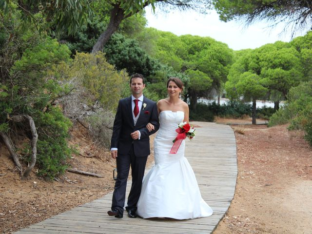 La boda de Amparo y Jorge en Chiclana De La Frontera, Cádiz 8