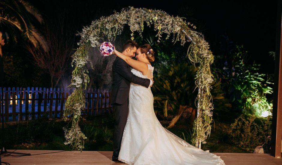 La boda de Alejandro y Arantxa en L' Alcúdia, Valencia