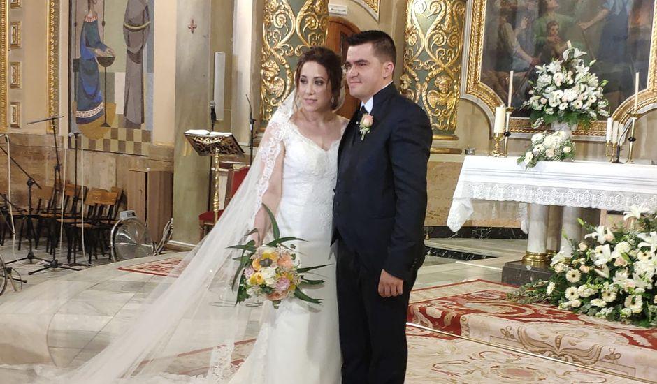 La boda de Manuel  y Josefa  en Alcantarilla, Murcia