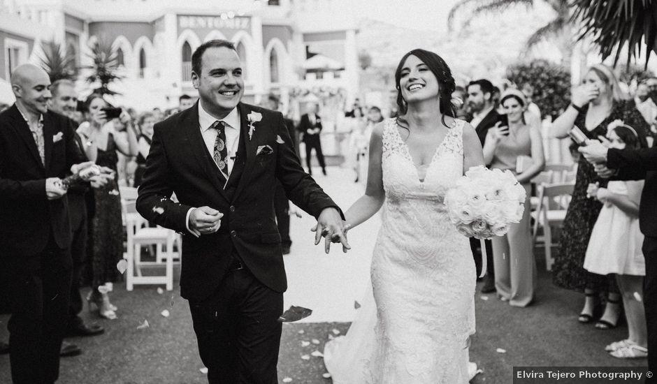 La boda de Jesus y Sandra en Arenas, Málaga