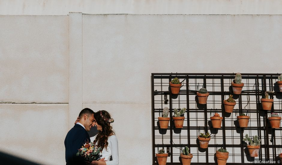 La boda de Pedro y Beatriz en Villacañas, Toledo