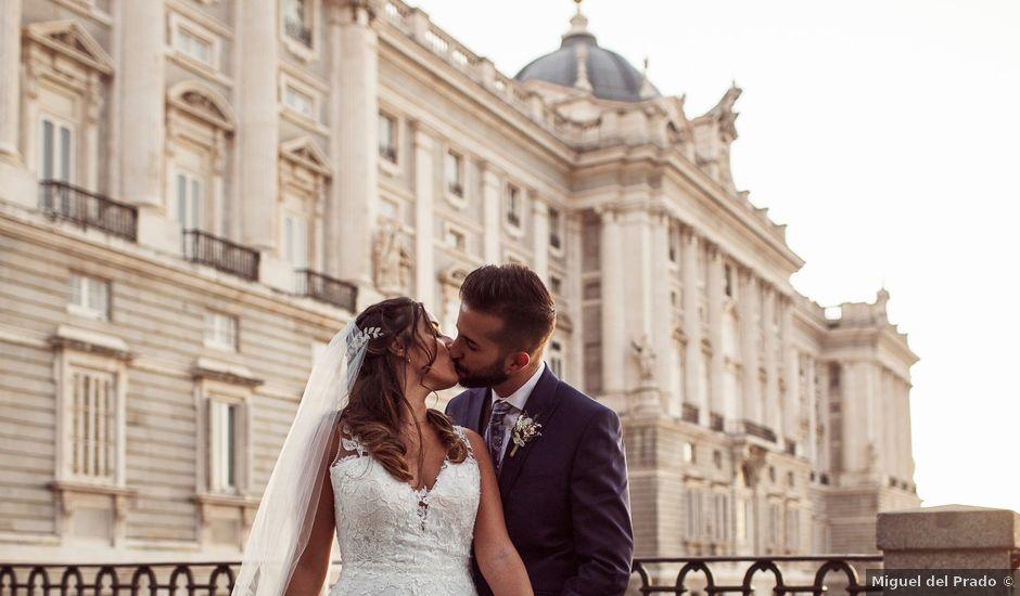 La boda de Roberto y Rocío en Madrid, Madrid