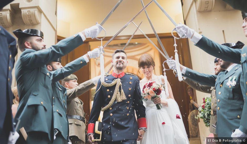 La boda de Paula y Adrián en Cartagena, Murcia