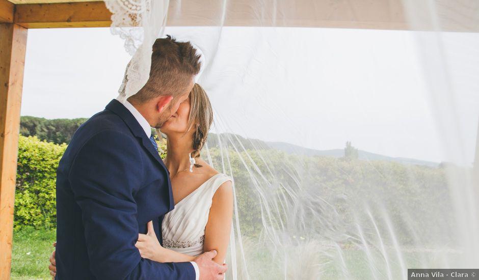 La boda de Oscar y Sonia en Empuries, Girona