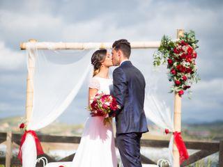 La boda de David y Noelia