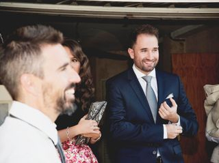 La boda de Mapi y David 1
