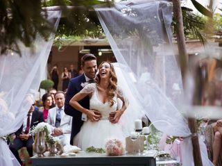 La boda de Anya y Mariano