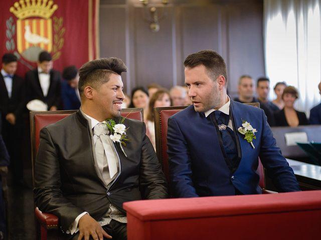 La boda de Miquel y Marcos