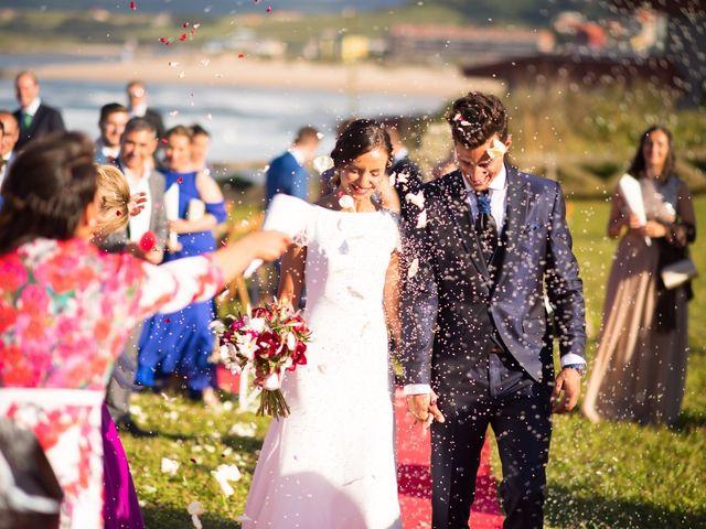 La boda de Noelia y David en Suances, Cantabria 10