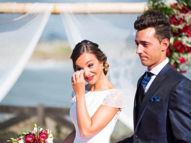 La boda de Noelia y David en Suances, Cantabria 12