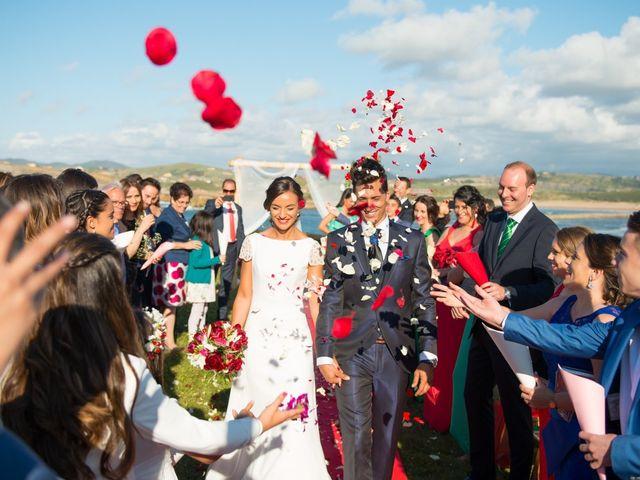 La boda de Noelia y David en Suances, Cantabria 16