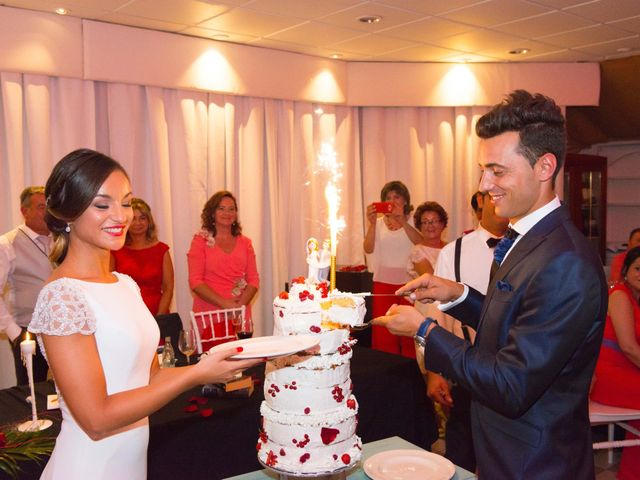 La boda de Noelia y David en Suances, Cantabria 22