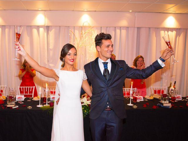 La boda de Noelia y David en Suances, Cantabria 23
