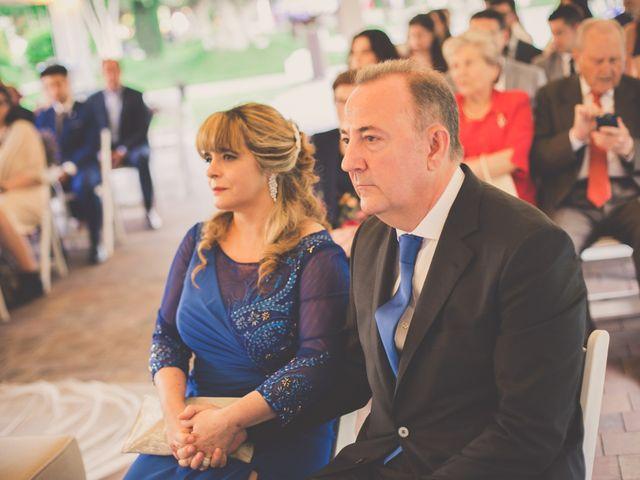 La boda de Miguel Ángel  y Noelia  en Leganés, Madrid 42