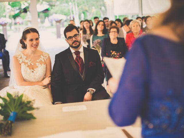 La boda de Miguel Ángel  y Noelia  en Leganés, Madrid 52