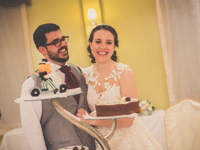 La boda de Miguel Ángel  y Noelia  en Leganés, Madrid 107
